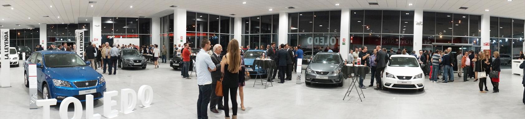 SEAT Aragon Car Inauguración4