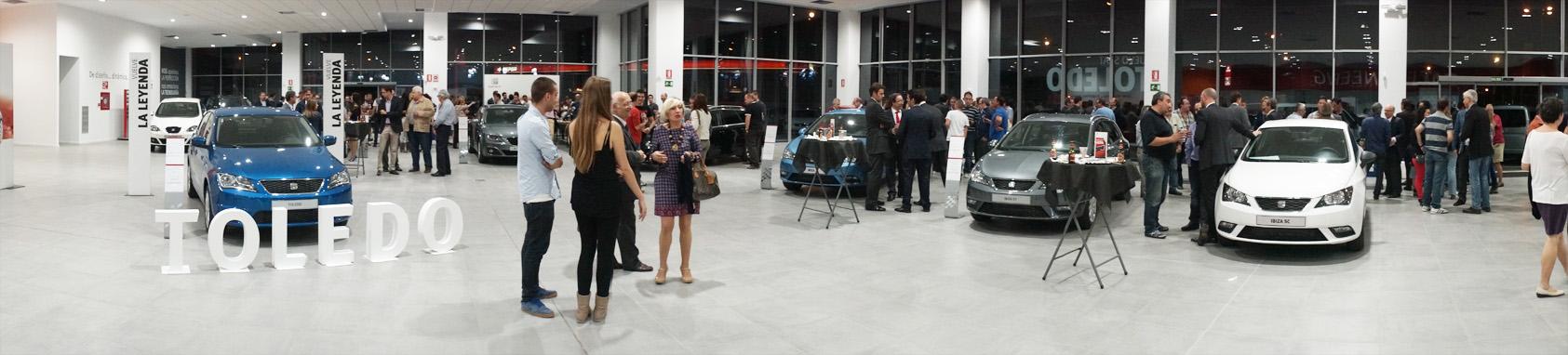 SEAT Aragon Car Inauguración6