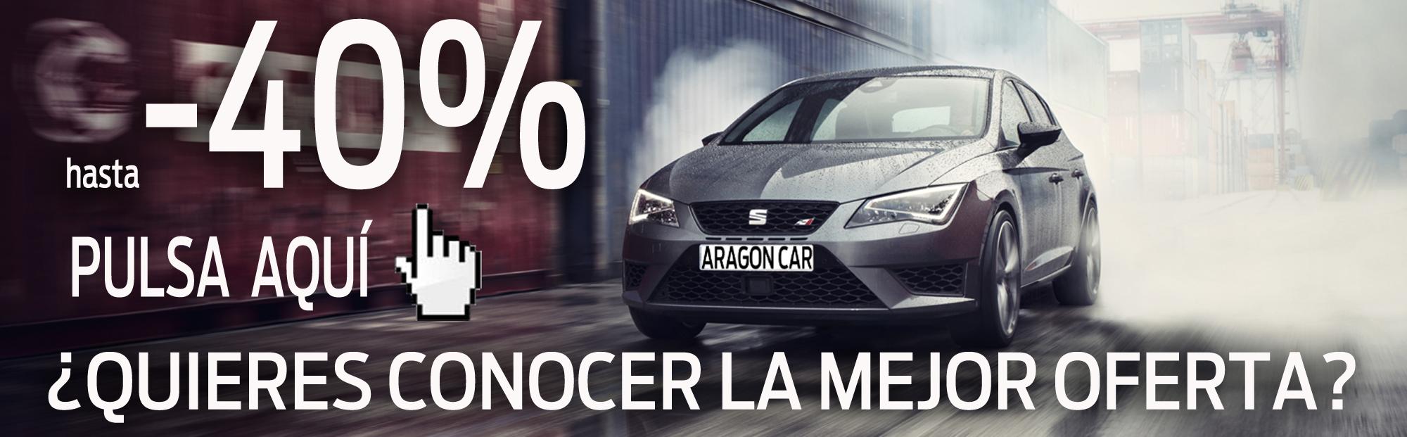 oferta Aragon car