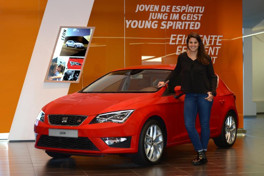 Seat Zaragoza Aragon Car