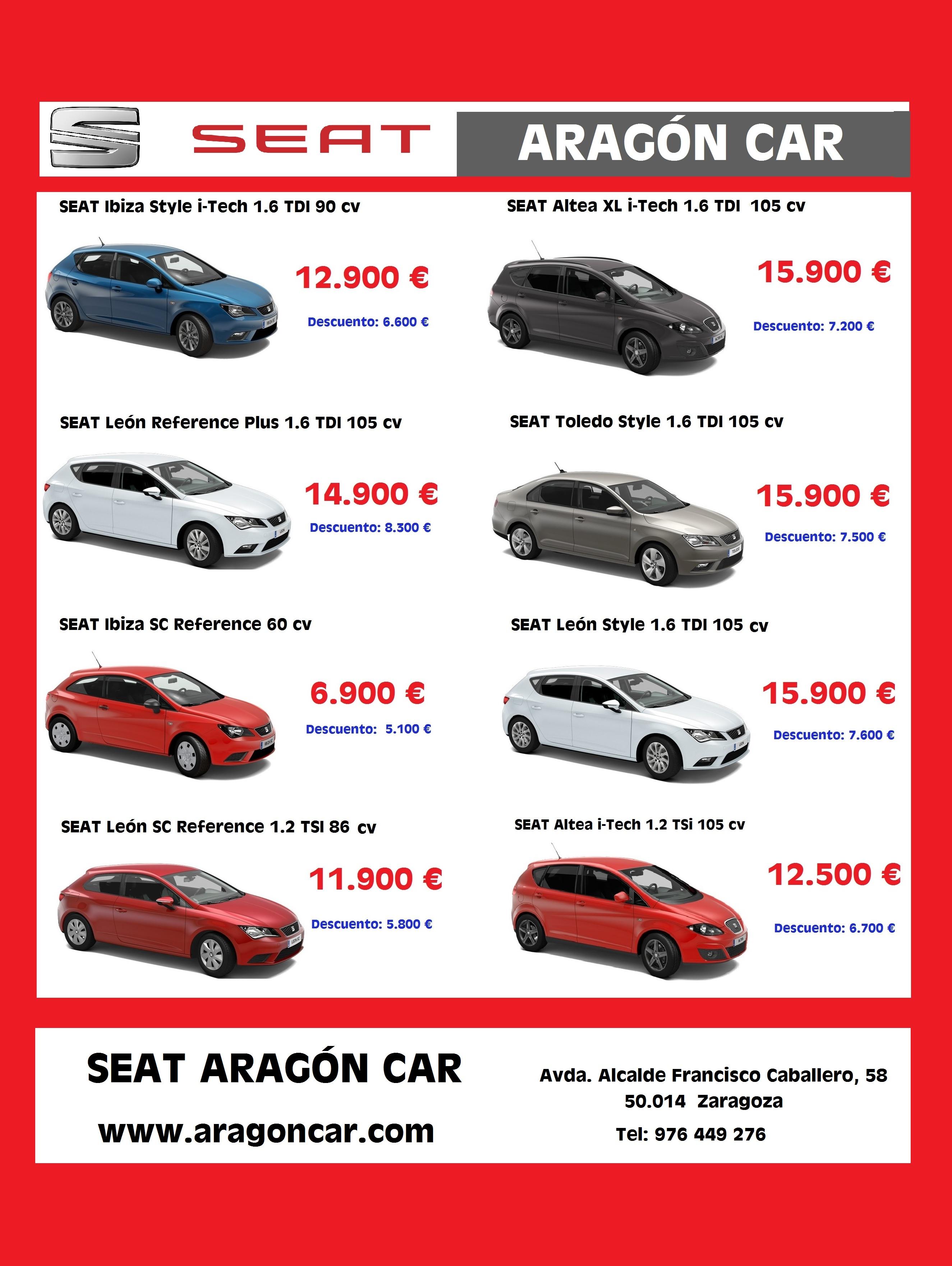 OCTAV  ARAGON CAR