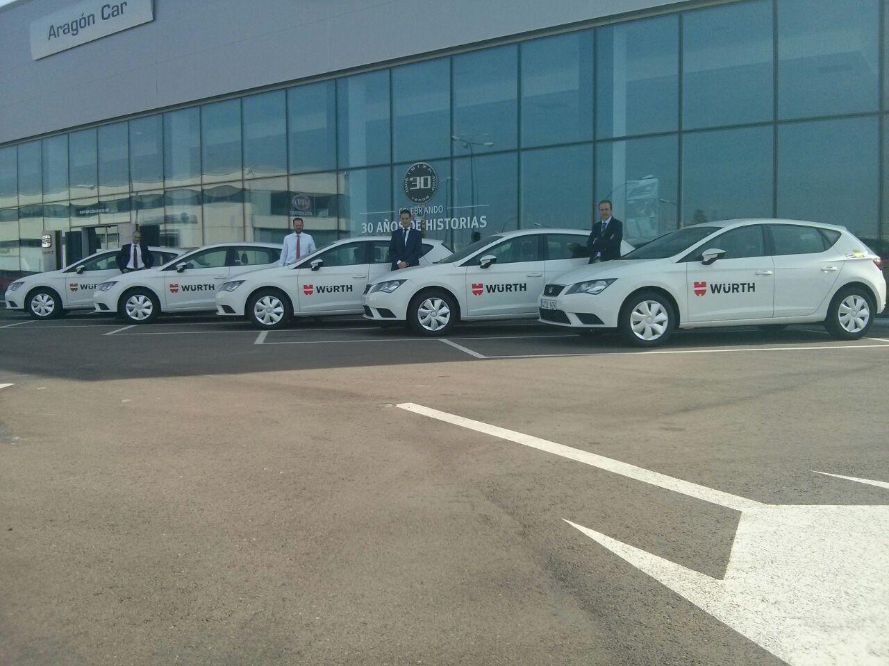 Aragon car seat zaragoza barato oferta descuento wurth 1