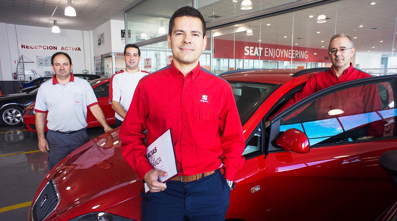 seat aragon car servicio tecnico técnico oficial zaragoza taller reparar barato oferta