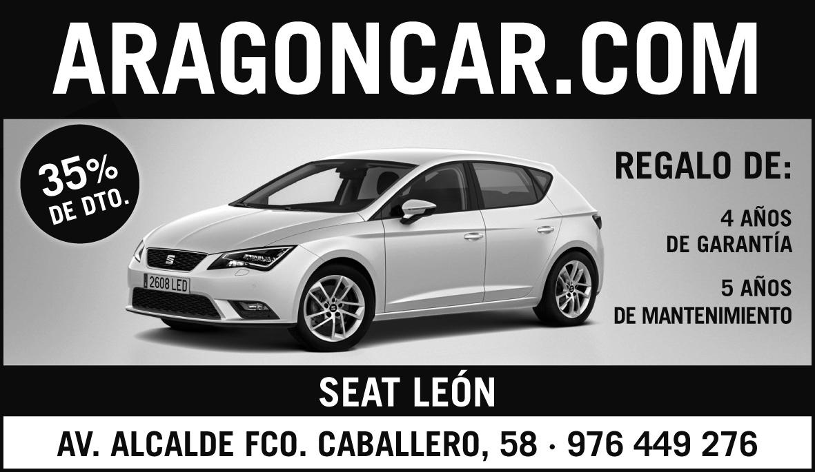 aragon car seat leon zaragoza barato descuento oferta