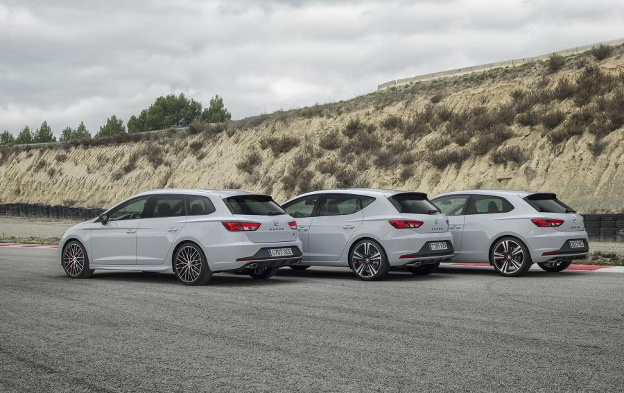 El León CUPRA, premio Best Car 2015