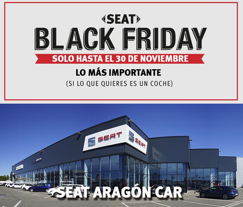 BLACK FRIDAY SEAT