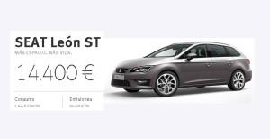 Seat Leon ST 110 CV