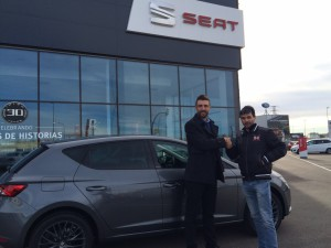 Seat Leon Style connect Luis Alonso Sierra