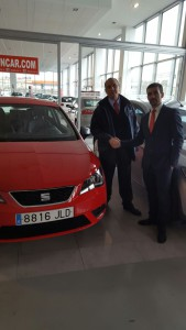 seat ibiza Miguel Angel Duque