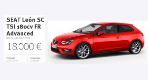 seat leon cs advanced